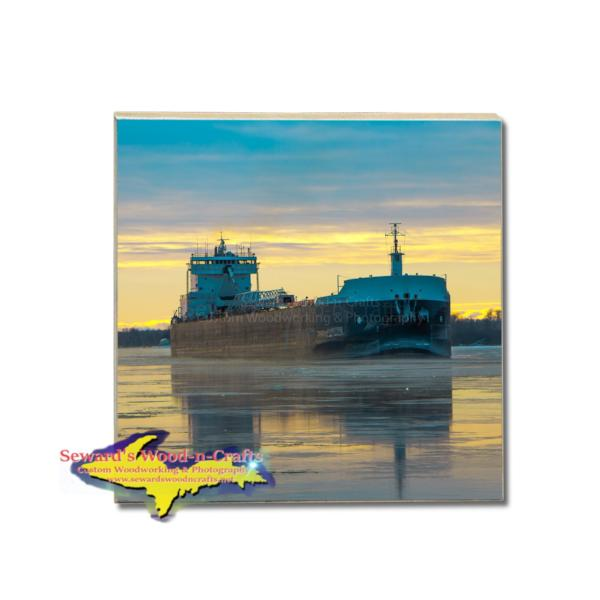 American Mariner Freighter Coaster American Steamship Company Gifts & Collectibles