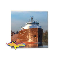 Lake Freighter Herbert C. Jackson Coaster Interlake Steamship Company Coasters and Collectibles