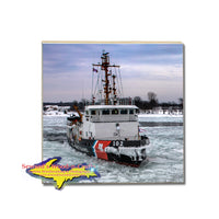 Bristol Bay Great Lakes Coast Guard Tile Photo Coasters, Prints, Gifts, & Collectibles For Sale