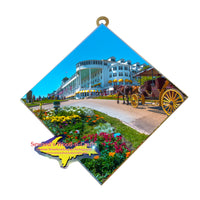Michigan Artwork Mackinac Island Grand Hotel Gifts For All Occasions