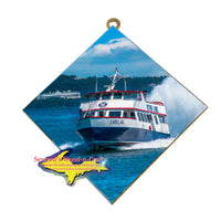Starline Ferry Mackinac Island Special Michigan Gift Momentos