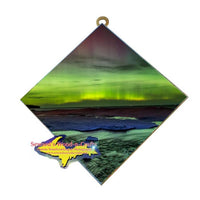 Michigan Fine Art Gifts Northern Lights Pendells Creek-7824