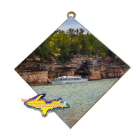 Pictured Rocks Cruises Gifts Collectables And Memorabilia Wall Tile