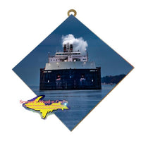 Ship American Spirit Great Lakes Freighters Gifts & Collectibles For Boat Nerds