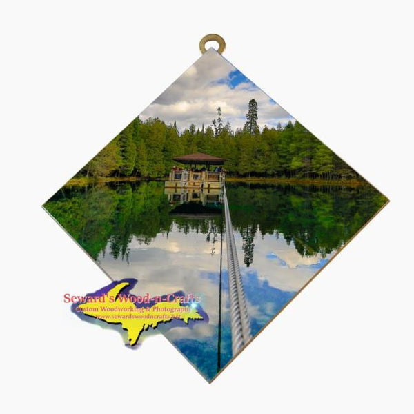 Kitch-iti-kipi Big Springs Palms Book State Park Best Michigan's Upper Peninsula Gifts & Collectibles