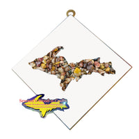 Michigan's Upper Peninsula ~ Great Lakes Rocks Wall Art & Gifts