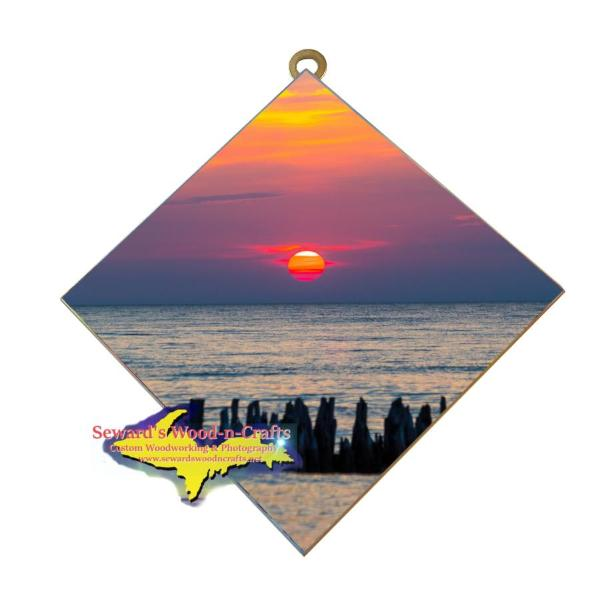 Superior Sunset Lake Gifts & Collectibles Michigan Upper Peninsula Gifts.