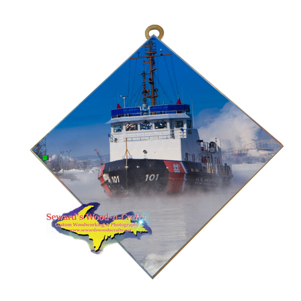 USCG Katmai Bay Wall Art Sault Ste. Marie, Michigan Gifts & Collectibles