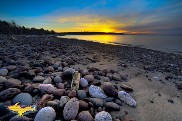 Michigan Photography Sunset McLain State Park Keweenaw Peninsula Photos And Photo Gifts