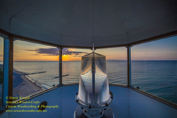 Crisp Point Lighthouse Michigan's Upper Peninsula photography