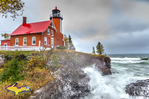 Eagle Harbor Lighthouse Keweenaw Peninsula Michigan Photos