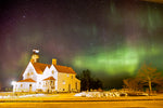 Michigan Photography ~ Northern Lights Point Iroquois Lighthouse -7469
