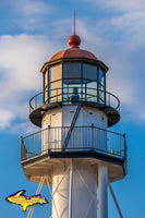 Whitefish Point Lighthouse photo Michigan Photography Upper Peninsula Images Best Prices
