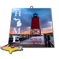 Home Charlevoix Michigan Wall Art & Prints
