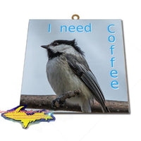I need coffee meme photo tile