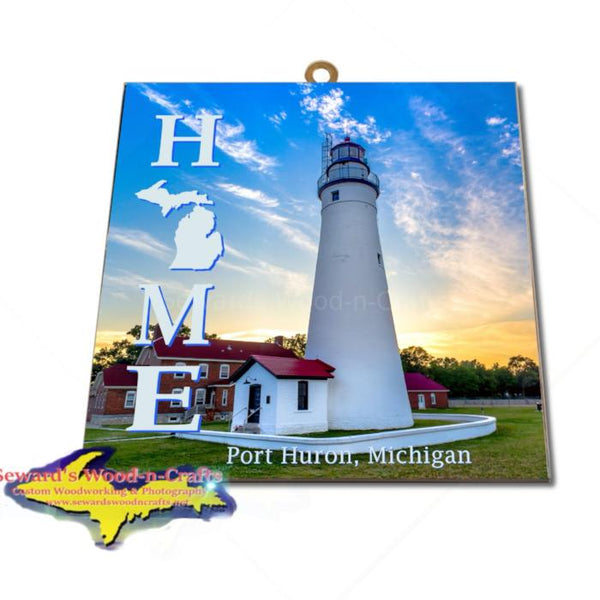 Home Port Huron Michigan Wall Art & Prints For Sale