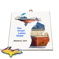 Ship Stewart Cort Great Lake Freighters Gifts & Collectibles
