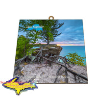 Pictured Rocks Chapel Rock -6121  Home Decor & Fine Art