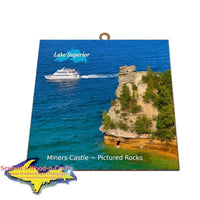 Lake Superior Pictured Rocks Gifts & Collectibles Photo Tiles