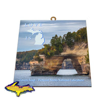 Pictured Rocks Lovers Leap -5509  Home Decor & Fine Art