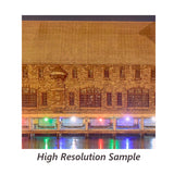 3pc Panoramic Set ~Cloverland Electric Plant -1123
