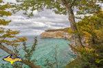 Michigan's Upper Peninsula Photos Pictured Rocks Indian Head Image For Sale Great Prices