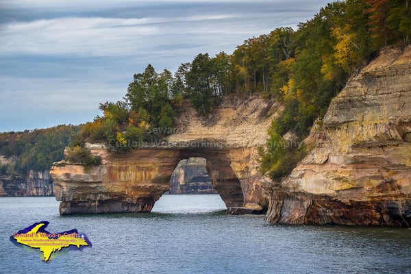 Michigan's Upper Peninsula Photos Pictured Lovers Leap Image For Sale Great Prices