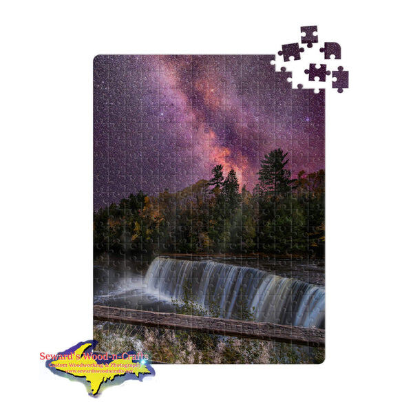 Upper Tahquamenon Falls Michigan Jigsaw Puzzles