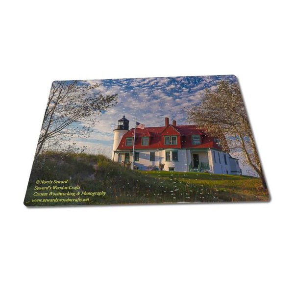 Michigan Lighthouses 252 Piece Puzzles Betsie Light Frankfort Michigan Family Fun & Games