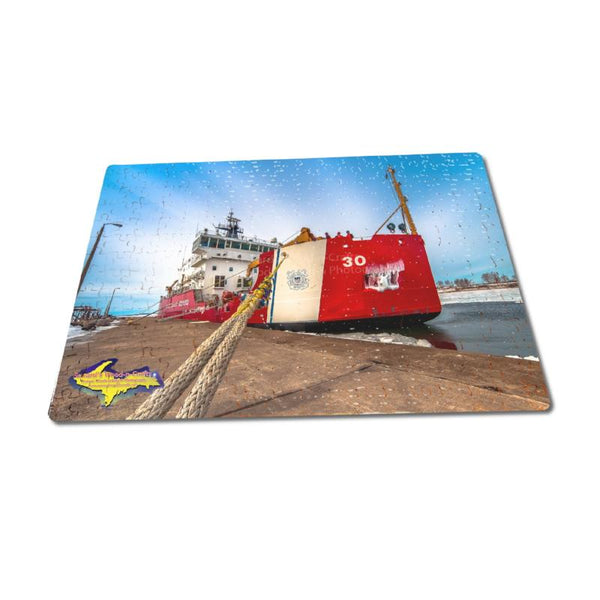 Unitied States Coast Guard Cutters 252 pc 11x14 Puzzle Gifts for Great Lakes Coast Guard