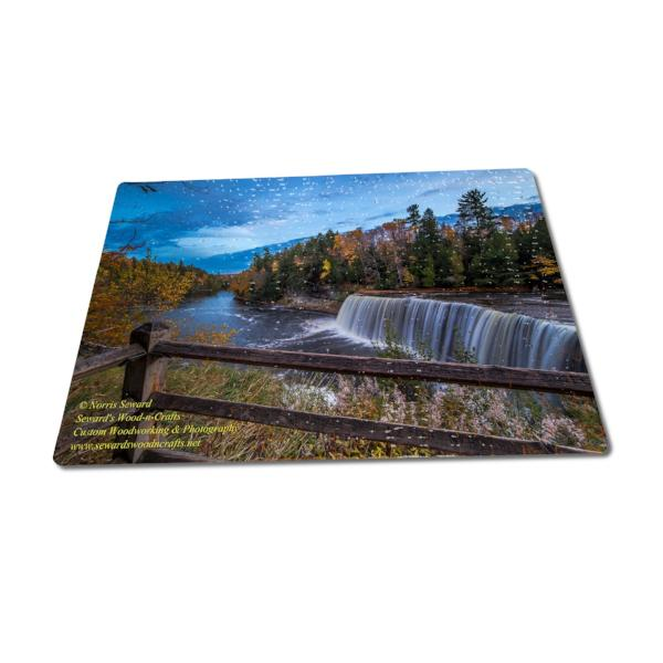 Michigan Made Puzzles 252 pc Tahquamenon Falls Michigan Photography, Prints, Canvas, Metal, & Photo Gifts