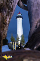 Crisp Point Lighthouse Michigan Photos Canvas, Metal Prints, & Photo Gifts