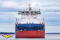 Great Lake Freighters Algoma Strongfield Photos For Home And Office Decor