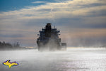 Great Lakes Shipping Foreign Ships Salty Drawsko Nassau Photo