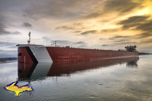 Photo Image Of Edwin Gott Great Lake Freighters Photography