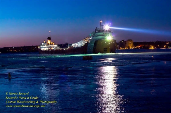 Great Lakes Freighters photo John G Munson Image For Boat Fans