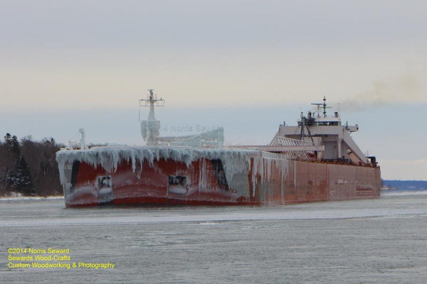 Great Lakes Freighter Photography Presque Isle Photo Image For Sale Great Prices
