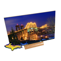 Tile Trivets and gifts with photos of Sault Ste. Marie, Michigan