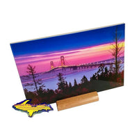 Mackinac Bridge -0016 ~ Michigan Trivets, Gifts, & Souvenirs