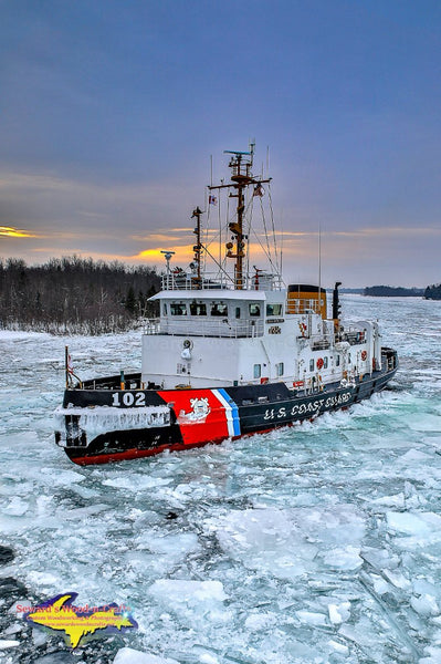 United States Coast Guard Cutter Bristol Bay Photo Great Lakes Coast Guard Photography For Sale