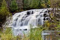 Bond Falls Photo Image Michigan's Upper Peninsula Photography