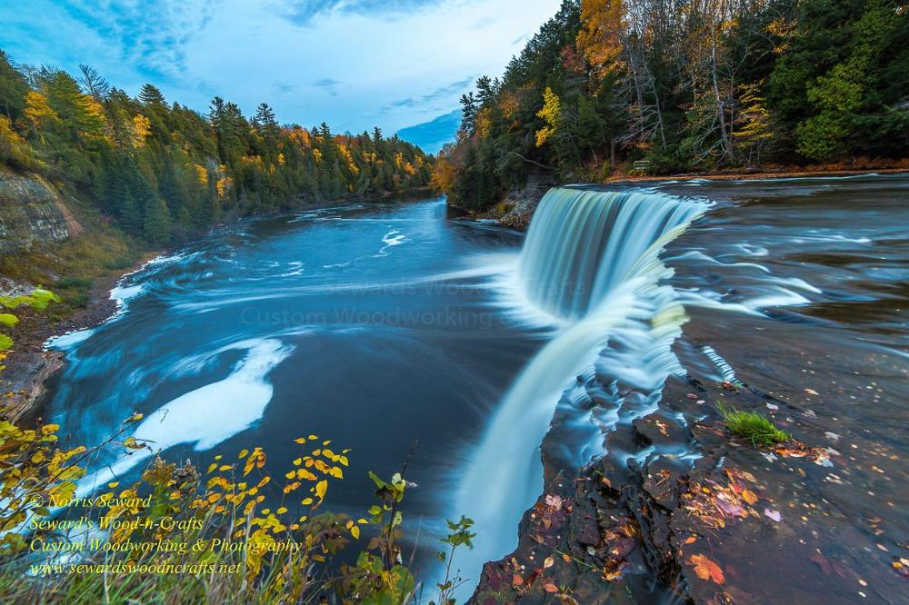 Upper Tahquamenon Falls Michigan Landscape Photography