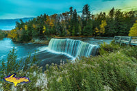 Upper Tahquamenon Waterfalls Michigan's Upper Peninsula Photo Images For Sale Great Prices