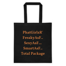 Custom Classic And Sexy 100% unisex Tote bag - phat girlz r uz new and resale shop for plus size