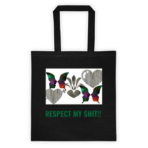 Custom and Sassy 100% unisex Cotton Tote bag - phat girlz r uz new and resale shop for plus size