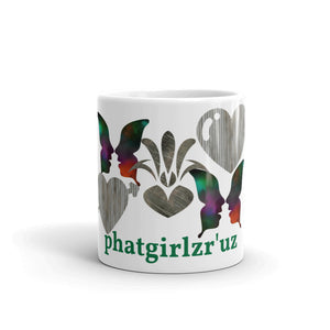 Custom and Sassy Dishwasher friendly Mug - phat girlz r uz new and resale shop for plus size
