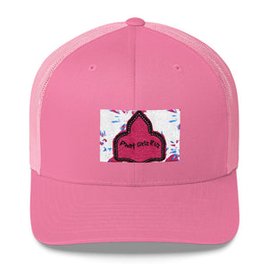 Custom And Colorful unisex Trucker Cap unisex - phat girlz r uz new and resale shop for plus size