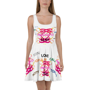 Custom and Sassy Skater Dress - phat girlz r uz new and resale shop for plus size
