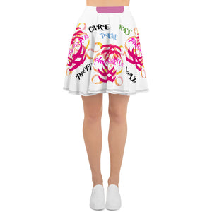 Custom and Sassy Skater Skirt - phat girlz r uz new and resale shop for plus size