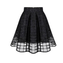 High Waist Skirt with Zipper - phat girlz r uz new and resale shop for plus size